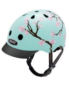 Nutcase - Street Cherry Blossom - S - Fietshelm (52-56cm)