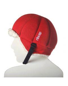 Ribcap - Harris Red Medium - 56-58cm