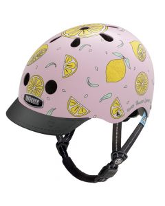 Nutcase - Little Nutty - Pink Lemonade - Kinderhelm (48-52cm)