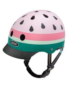 Nutcase - Little Nutty - Modern Melon - Kinderhelm (48-52 cm)