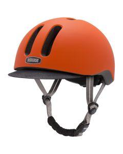 Nutcase - Metroride - Dutch Orange - Fietshelm (55-59cm)