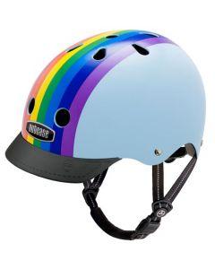 Nutcase - Street Rainbow Sky - M - Fietshelm (56-60cm)