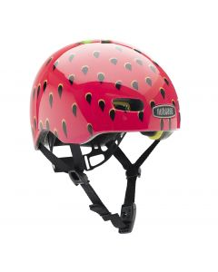 Nutcase - Baby Nutty Very Berry Gloss MIPS - XXS - Fietshelm (47 - 50 cm)