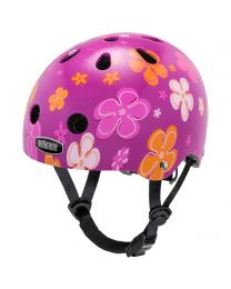 Nutcase - Baby Nutty - Petal Power - Casque de bébé (47-50cm)