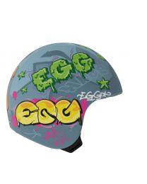 EGG - Skin Igor – S - Housse de casque de vélo - 48-52cm