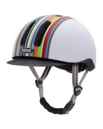 Nutcase - Metroride - Technicolor - Fietshelm (55-59cm)