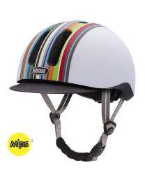 Nutcase - Metroride - Technicolor - MIPS - Fietshelm (59-62cm)