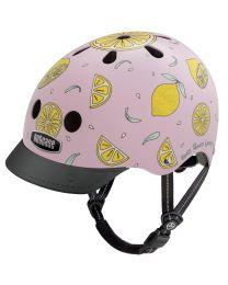 Nutcase - Street Pink Lemonade - M - Fietshelm (56-60cm)