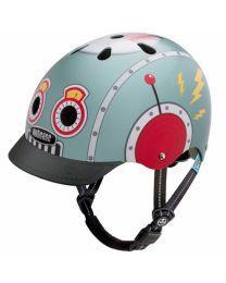 Nutcase - Little Nutty - Tin Robot - Kinderhelm (48-52cm)