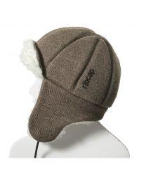 Ribcap - Ribcap Bieber Brouwn Maxi Kids - 55-55cm