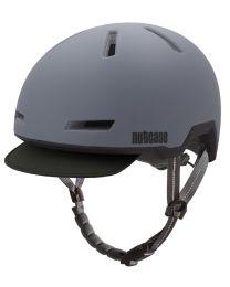 Nutcase Tracer Ombre Grise - M/L - Casque de vélo (56-60 cm)
