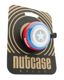 Nutcase - Fietsbel - Captain - Large