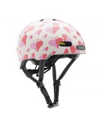 Nutcase - Little Nutty Love Bug Gloss MIPS - XS - Fietshelm (48 - 52 cm)