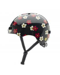 Nutcase - Street Fun Flor-All Gloss MIPS - M - Casque vélo (56 - 60 cm)