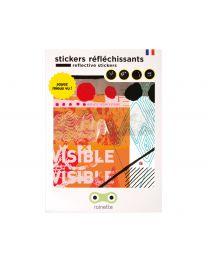 Rainette - Reflecterende Stickers - Abstract