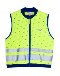 Gofluo - Bodyglower Hesje Jackson Yellow - 10-12 jaar (Teens)