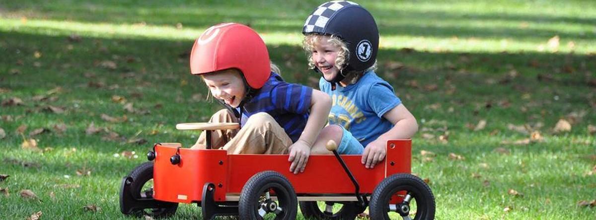 Voeg persoonlijkheid toe aan jouw helm met EGG