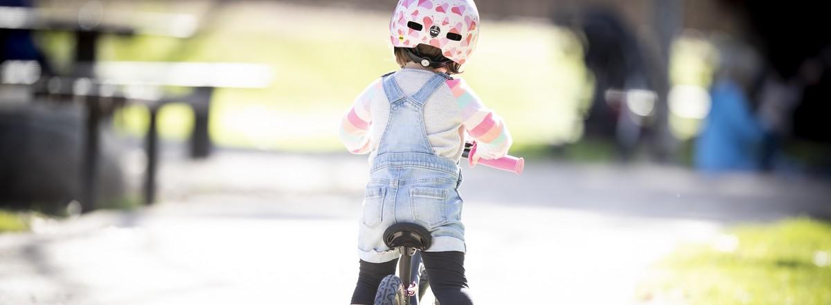 Snel, leuk en veilig leren fietsen met deze 5 stappen