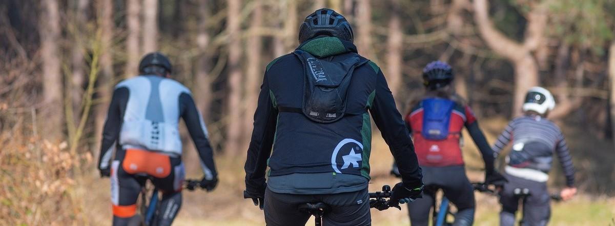 Goed beschermd met de juiste fietsoutfit