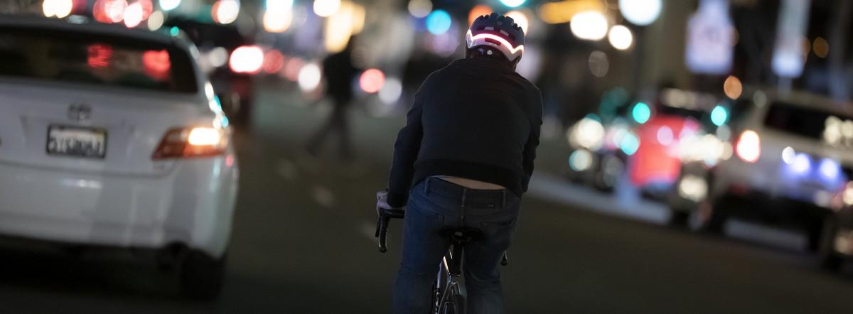 5 tips om veilig te fietsen in het donker
