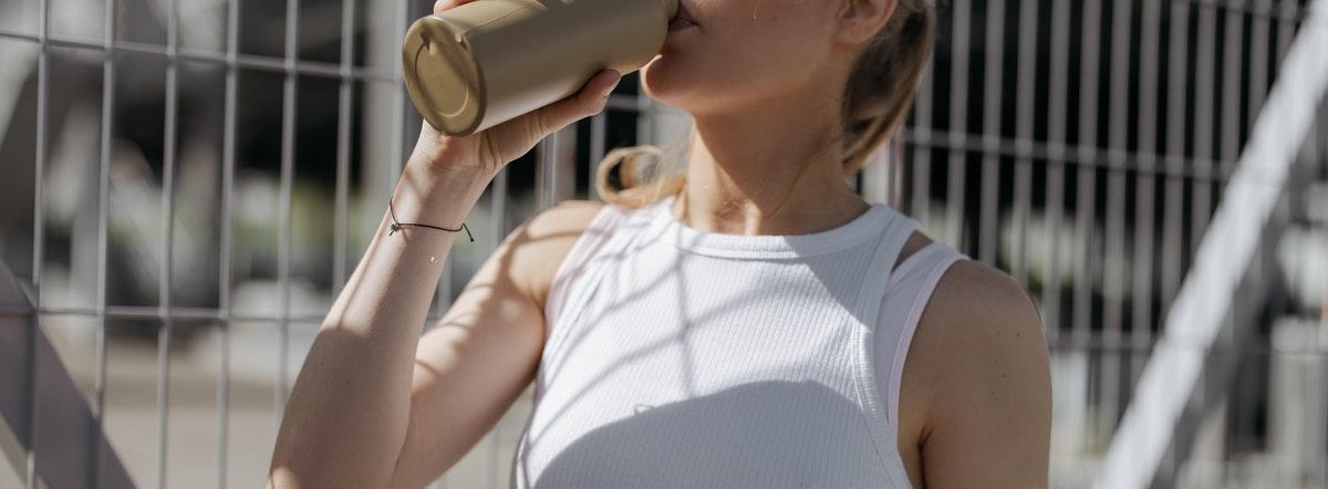 5 tips om gehydrateerd te blijven tijdens het sporten