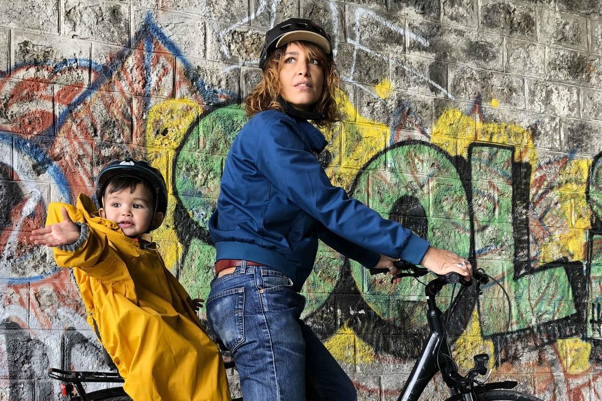 baby fietskledij