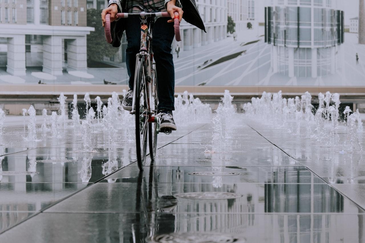 Gezond fietsen