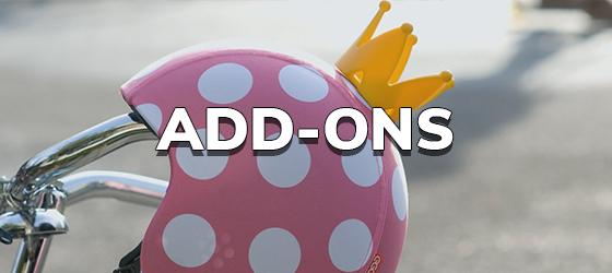 Egg add-ons en accessoires