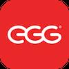 Logo Egg helmen