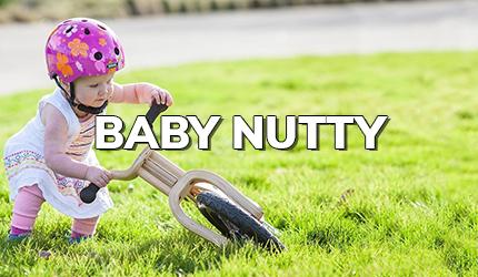 Nutcase Baby Nutty - babyhelmen